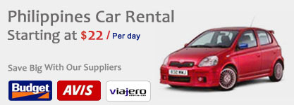 Philippines Car Rental